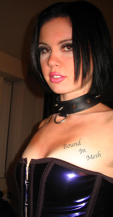 Bound in a sexy corset by bound in mesh Decisions, decisions: Josie was given the chance to decide between proposing ...