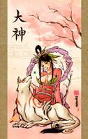 Okami by edwardgan