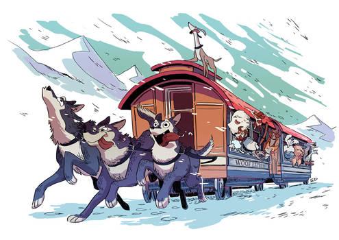 Woof Express