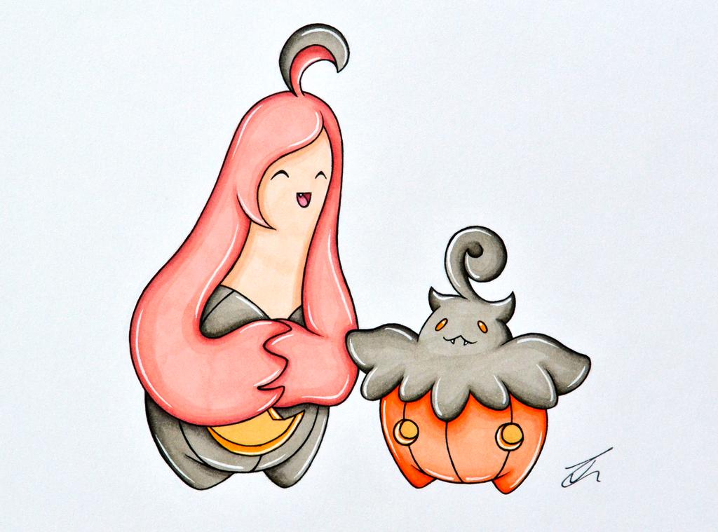 Pumpkaboo! by SweetSonar