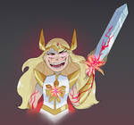 Infected/Berserk She-ra