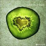 Love in a fruit