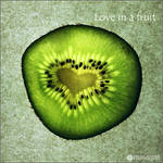 Love in a fruit by adypetrisor