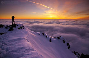 Over the clouds II