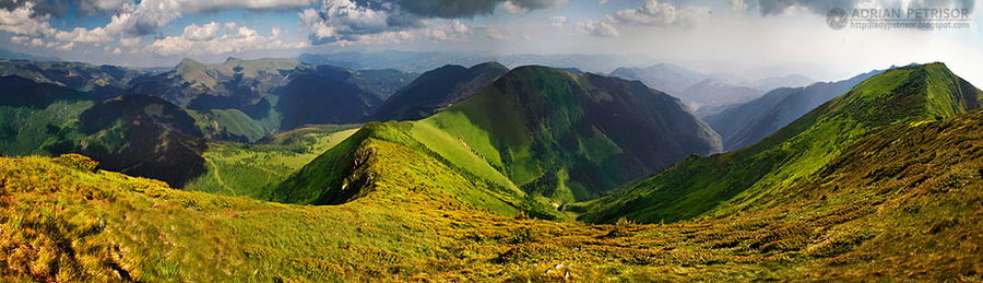 On the edge of Romania by adypetrisor