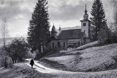 To the church by adypetrisor