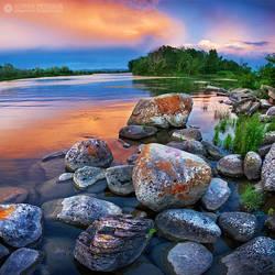 Lake of colours