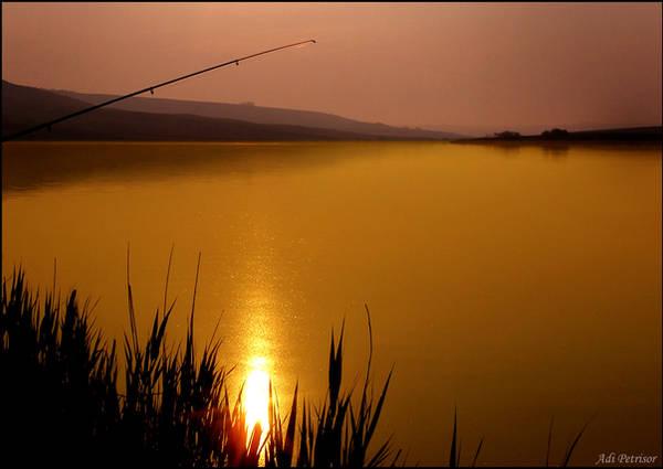 golden lake by adypetrisor