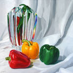 Capsicums and crystal