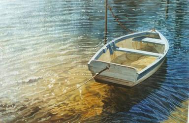 Sunny reflections by FredaSurgenor