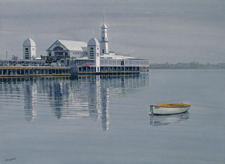 The Pier, Geelong by fredasurgenor