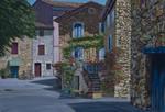 A spring day in Aurel, France
