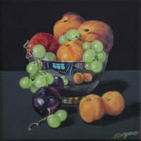 Summer Fruit by FredaSurgenor