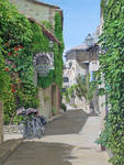 Morning Break, Venasque, France