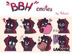 Bbh Twitch / Discord Emotes