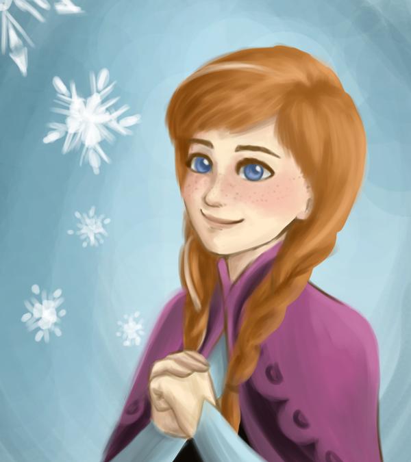 Anna by NecoNecoNeco