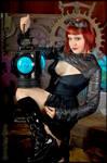 Steampunk Pixie by Doomsday-Dawn