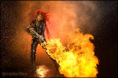 Widow Flame by Doomsday-Dawn