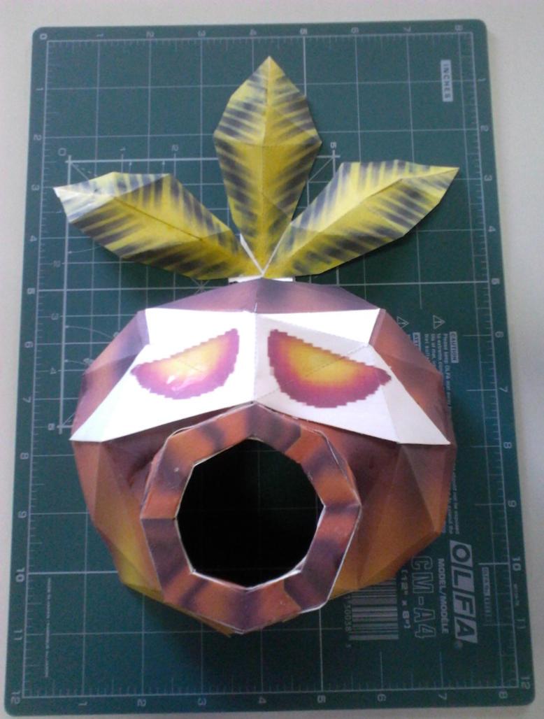 Deku Mask by kymerazero