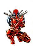 Deadpool in color