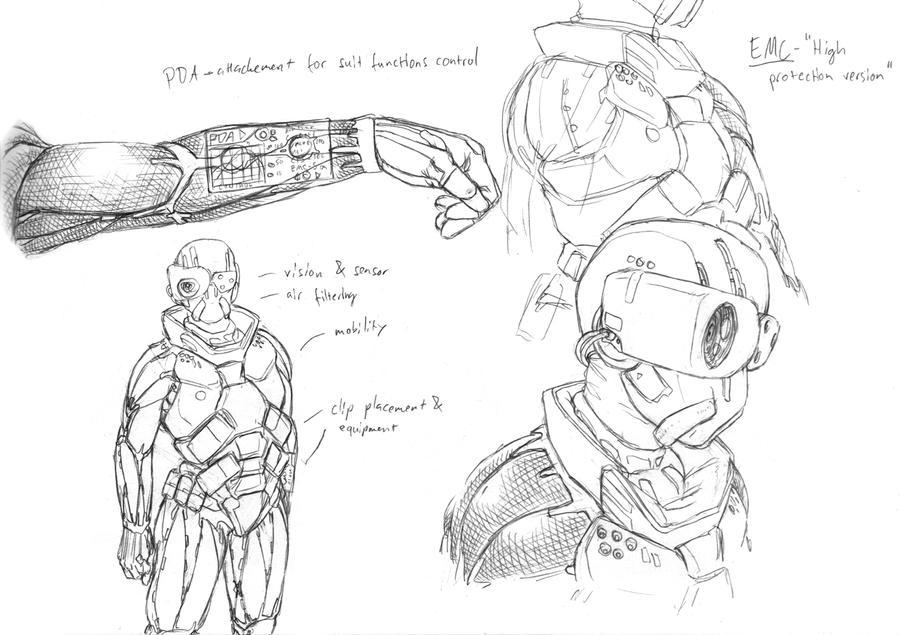 EMC-Suit 2 by PenUser