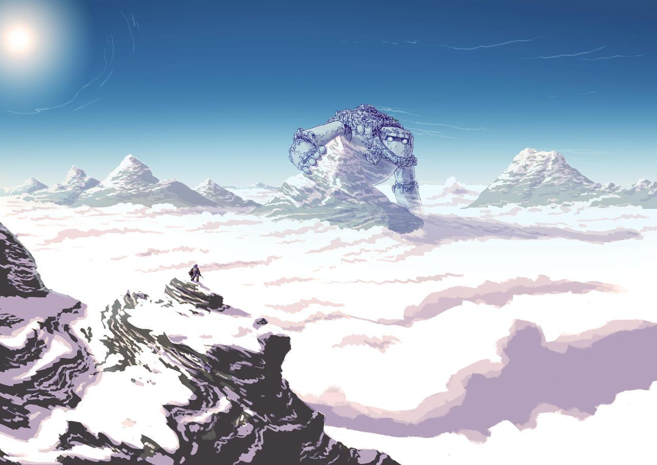 Shadow of Miyazaki by PenUser