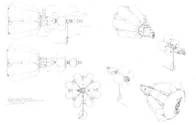 Lorentz and service module