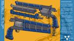 Archon- Delaine revolver