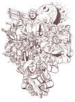 Requiem poster- Characters