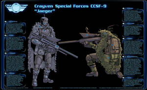 Crayven Special Forces