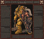 Warhammer 40K Terminator Cross-Section