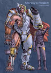 Mercy's Reach- Void Knight