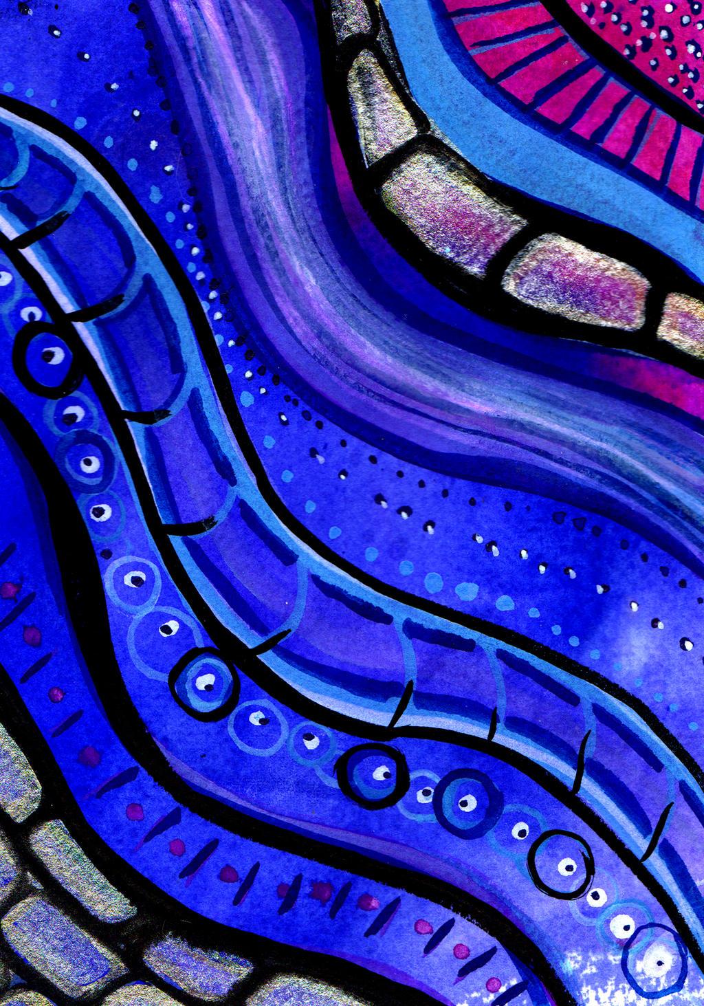 Warped Space by jenthestrawberry