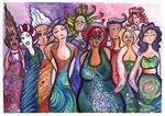 Cosmic Ladies