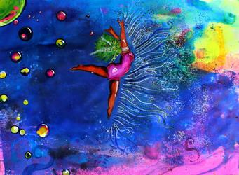 Birth of a Universe by jempavia
