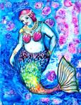 Yoshimi the Mermaid Goddess