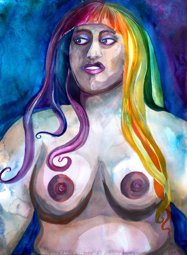 Pretty for Pride by jempavia