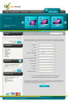 Webshop Design 3 - Registrate