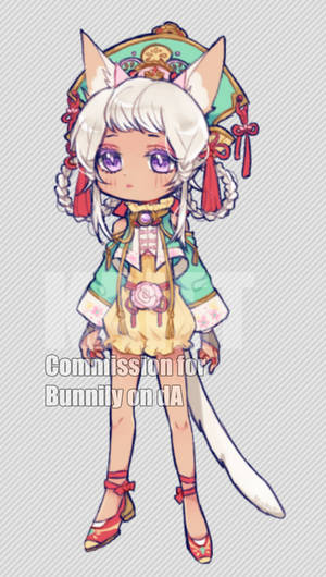Design Redraw Commission for Bunnily