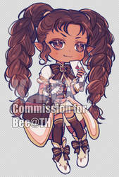 Chibi Commission-Bee