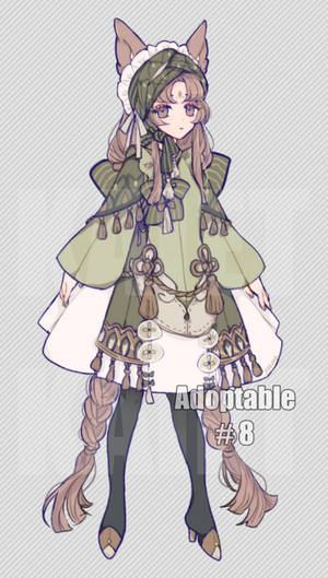 Adoptable Auction 5 (CLOSED)