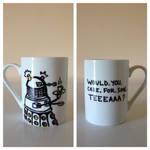 Dalektable Tea Mug