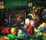 Rayman cool room