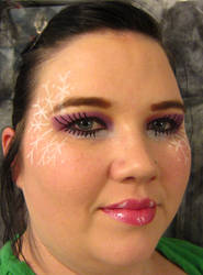 Ghouls Rule Abbey Makeup