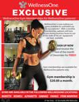 WellnessOne Gym