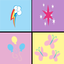 Team Fortress 2 Flair! Cutie Marks by TheUnknown644