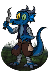 Valrook the Kobold by Drag759