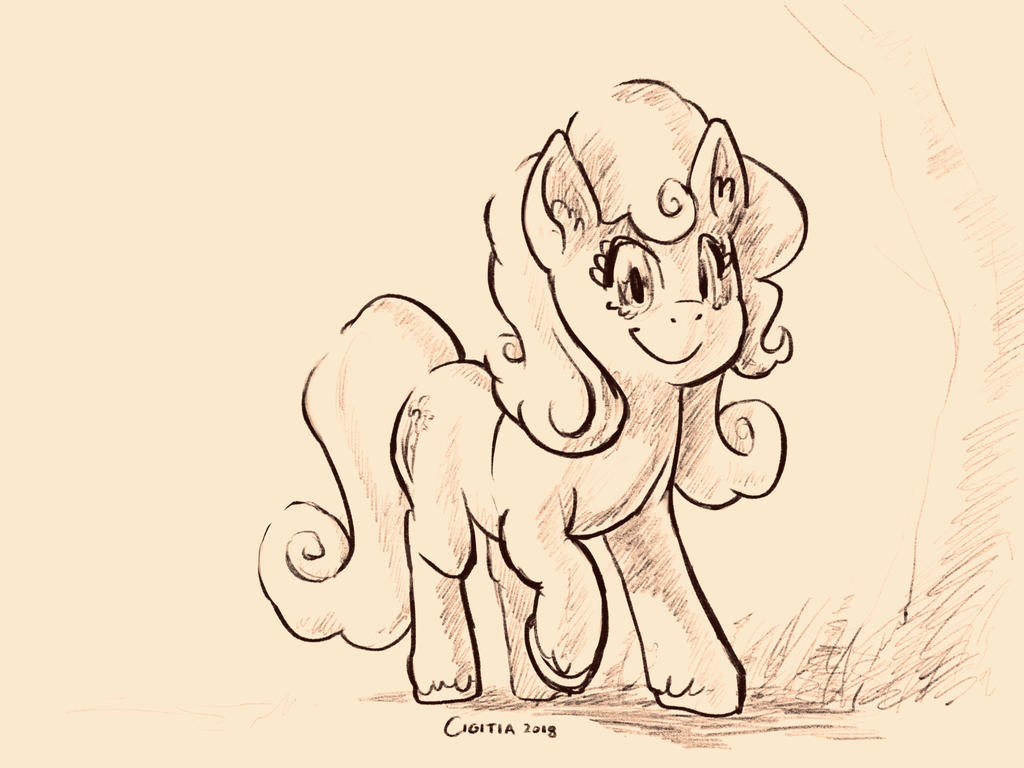 Carrot Top [MLP-G4 commission]