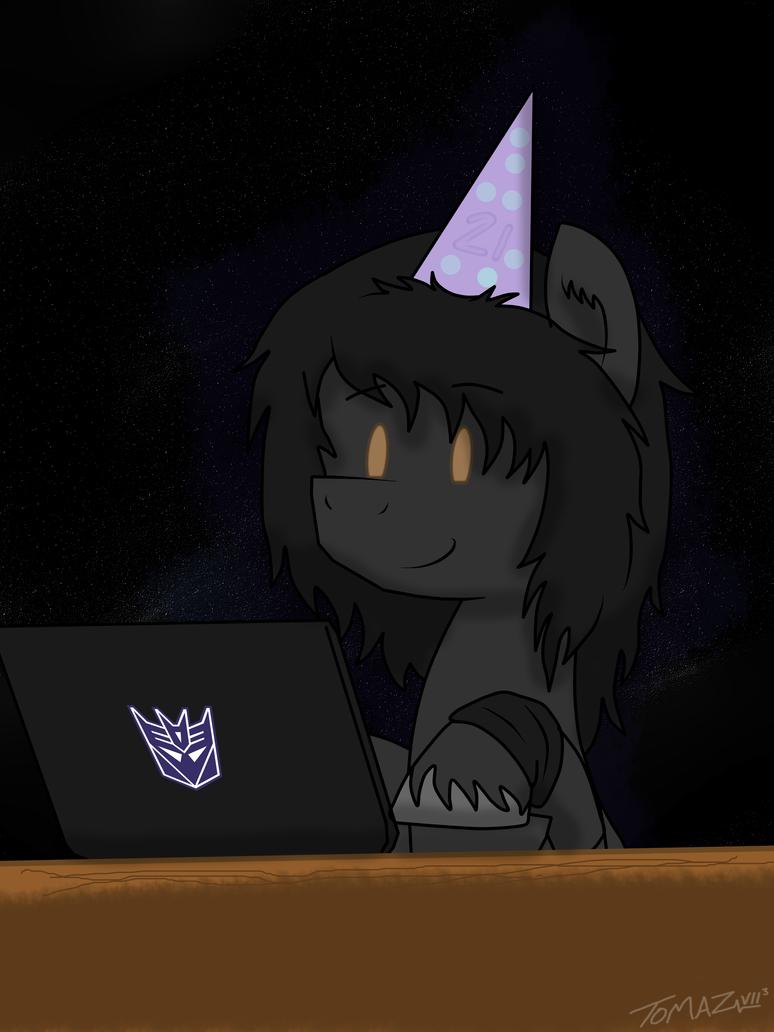 Happy Birthday to me! by ToMaz777