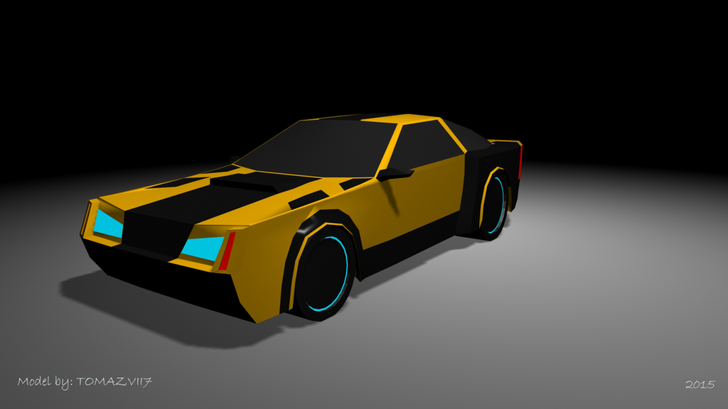 Robots in Disguise 2k15 Bumblebee by ToMaz777